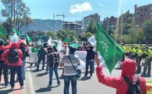 Colombia: proteste dei lavoratori nella fabbrica Nestlé
