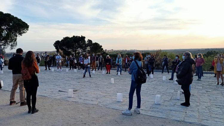 A Madrid, agir pour la santé mentale : « Le système nous rend malades »