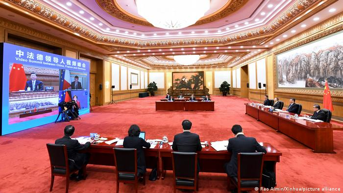 Germany and France agree on climate cooperation with China