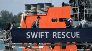 Indonesia ramps up search for missing submarine