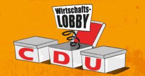 Wirtschaftsrat als Klima-Bremser: LobbyControl kritisiert mit neuer Studie Lobbyismus im Machtzentrum der CDU