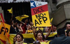 Los dueños de Chile y su gobierno contra la voluntad del pueblo: Las AFP