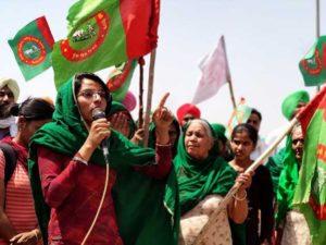 India: una donna Dalit diventa la voce degli agricoltori