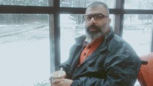 Gian Andrea Franchi: Amir Labbaf, la politica e il corpo