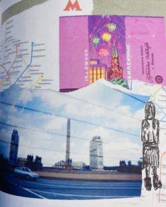 Homage to Lewis Warsh: Collage Prose Poems