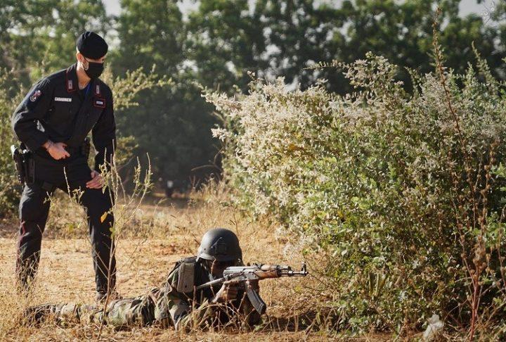 In Niger la prima base militare interamente italiana in Africa Occidentale