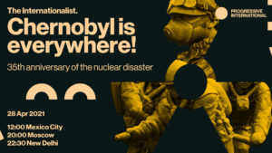 Chernobyl is everywhere!