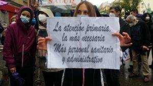 20 Junio: La Marea Blanca se manifestará contra la gestión de la Atención Primaria en Madrid