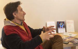 """Vicente Merlo: """"Estem en els dolors del part, a punt que aparegui un nou Ésser, una nova humanitat"""""""