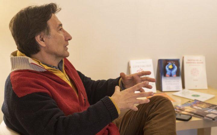 Vicente Merlo : « Nous sommes dans les douleurs de l'enfantement, à la veille de l'apparition d'un nouvel être, d'une nouvelle humanité»