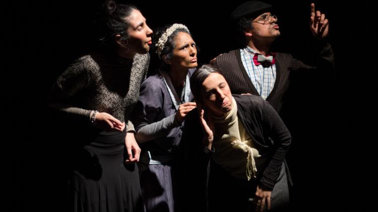 Coletivo Projeto Cia estreia dia 23 de abril,