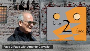 Face 2 Face with Antonio Carvallo