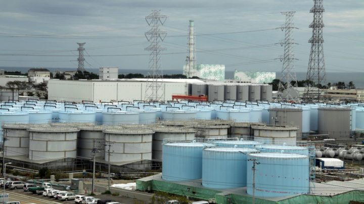 Japan government will release irradiated water from Fukushima nuclear plant into the sea