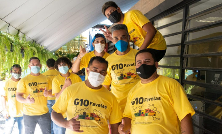 Brasile: contro fame e crisi Covid arriva il G10 Favelas