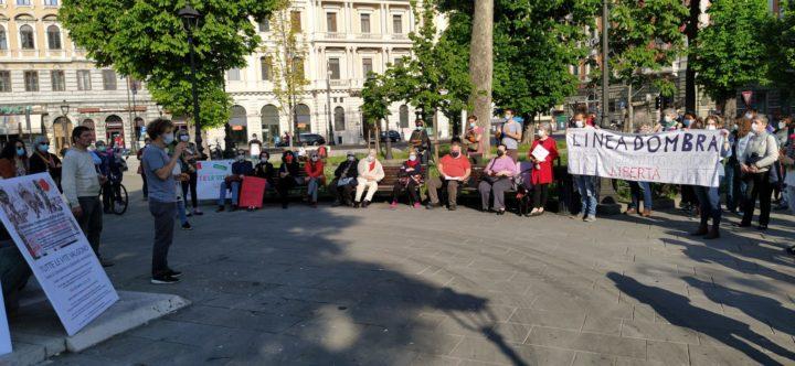 25 Aprile a Trieste: Festa di liberazione e solidarietà nonviolenta