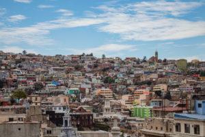 Valparaíso: unidades de cuidados intensivos colapsan por explosivo aumento en contagios de Covid-19