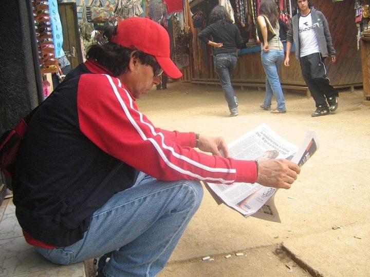 Prensa y poder en el Perú