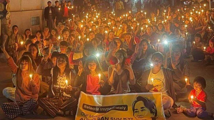 Kampagne: Verantwortung zum Schutz Myanmars