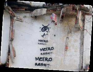 Desalojos y resistencias en la favela Metro Mangueira