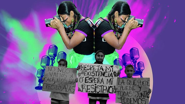 Periodismo feminista: la primera línea contra las narrativas violentas de los medios hegemónicos