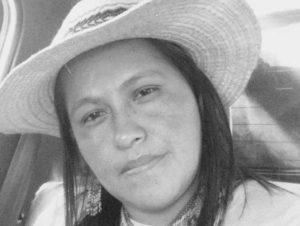 Sandra Liliana Peña, líder indígena, é morta na Colômbia.