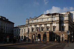 Strage di amianto alla Scala di Milano, presidio in tribunale per la sentenza