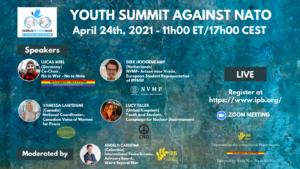 Youth Summit gegen NATO