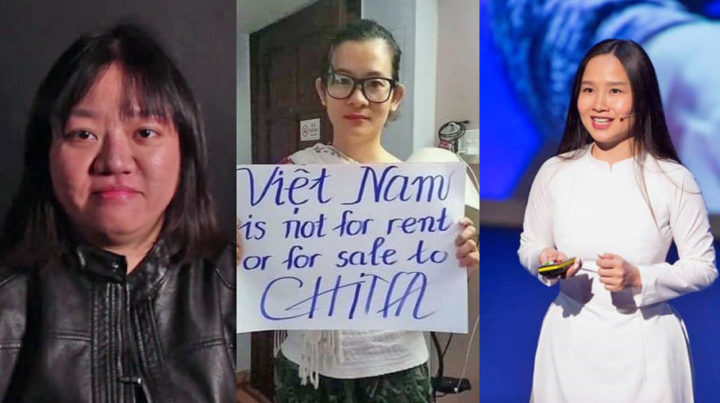 El precio del desacuerdo: mujeres y activismo político en Vietnam