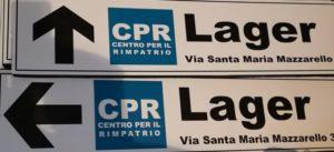 Sabato 24 aprile Liberiamoci dai CPR e da Frontex!