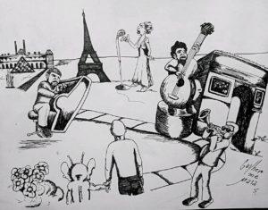 Paris é uma herança da humanidade