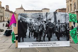 Extinction Rebellion, (S)Nodi: interessantissima iniziativa di dialogo a Torino