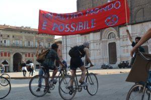 Finanza Fossile: Extinction Rebellion in piazza anche a Bologna
