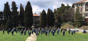 9 Nisan 2021 | Boğaziçi Üniversitesi Akademisyenleri Nöbeti no. 70