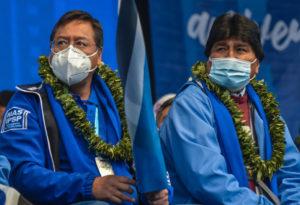 Der lange Schatten von Evo Morales