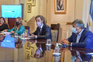 Gobierno argentino comienza a implementar la Prestación Básica Universal