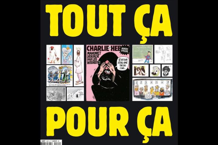 Von Moses bis Charlie Hebdo