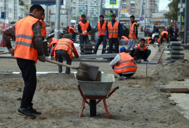 Russia lacks sufficient number of migrants to fulfill its ambitious development plans