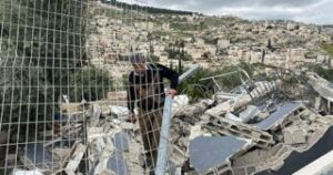 OCHA: Israele ha sfollato 34 palestinesi in due settimane