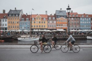 Key to success in Denmark: Investments in public transport, education and social aid for everyone