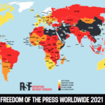 Freedom of the Press 2021: Greece in 70th Place in the World