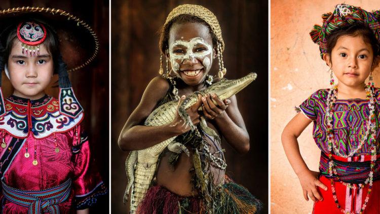 Die Rechte der indigenen Völker werden bei einer Fotoausstellung der UN hervorgehoben