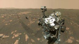 La NASA logra convertir CO2 de Marte en oxígeno puro respirable