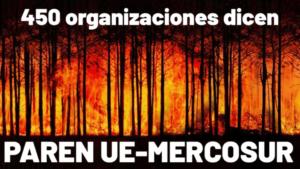 Centinaia di organizzazioni europee e sudamericane contro l'accordo UE-Mercosur