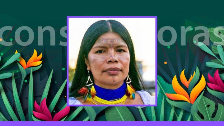 Constructoras de Futuro: Patricia Gualinga