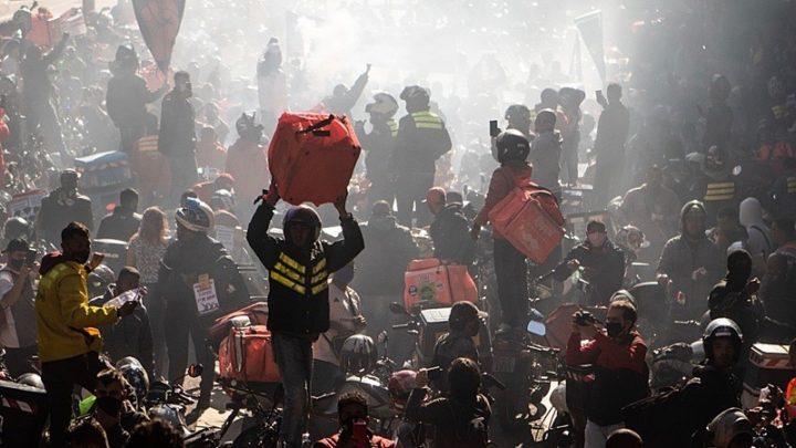 Γιατί οι εργαζόμενοι στις ταχυπαραδόσεις εξεγείρονται παγκοσμίως ενάντια στην εκμετάλλευση