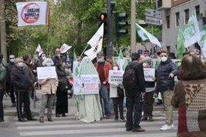 Civica AmbientaLista in campo a Milano contro gli scempi ambientali e urbanistici
