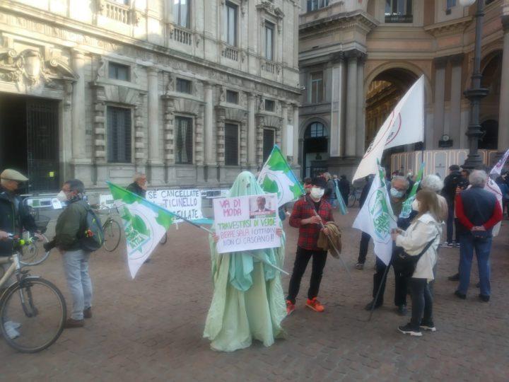 Salvare il Parco Ticinello, le firme consegnate al Sindaco di Milano