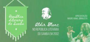Canal Associação Cultural República do Samba ESTREIA HOJE