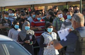 Nuevo informe de la CSI sobre los trabajadores palestinos en Israel