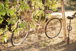 La bicicleta con la que trato de emanciparme